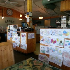 Photo taken at Apple Cup Cafe by MARK C. on 5/29/2014