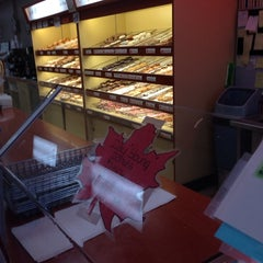 Photo taken at Maple Donuts by Kevin S. on 1/11/2014