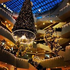Photo taken at ТРЦ «Галерея» / Galeria Shopping Mall by Olga P. on 11/20/2013