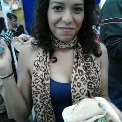 Photo taken at Mercado De Antojitos by Jonathan V. on 9/7/2013