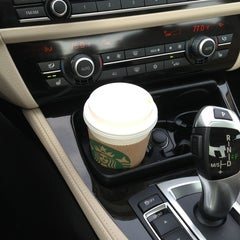 Photo taken at Starbucks by Yuliya Y. on 2/1/2013