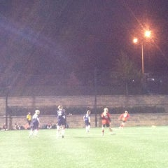 Photo taken at Overland Park Soccer Complex by chris h. on 11/3/2012