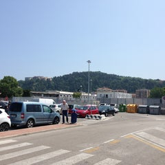 Photo taken at Ancona Ferries Terminal by Oleg C. on 6/30/2013