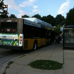 Photo taken at Shady Grove Metro | Bus Stops by Dawn G. on 8/16/2011