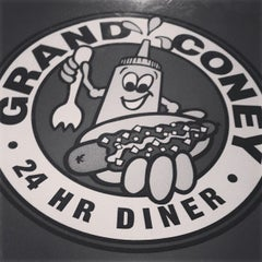 Photo taken at The Grand Coney by Amanda on 3/14/2013