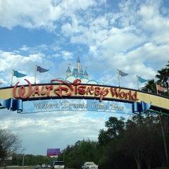 Photo taken at Walt Disney World Resort by Roshan J. on 3/18/2013