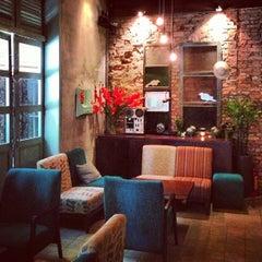 Photo taken at I.D Café by Lan L. on 7/17/2013