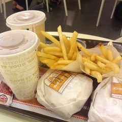 Photo taken at Burger King by Guia D. on 2/7/2013