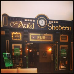 Photo taken at The Auld Shebeen Pub by Anastasia K. on 3/15/2013