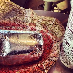 Photo taken at Chipotle Mexican Grill by PA Combat S. on 3/5/2013