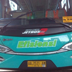 Photo taken at Terminal Bus Cilacap by Anton K. on 5/31/2014