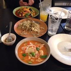 Photo taken at Viet Thai Market Street Cafe by Emily M. on 11/12/2014