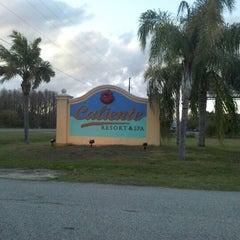 Photo taken at Caliente Resort by Jasmine H. on 2/16/2013