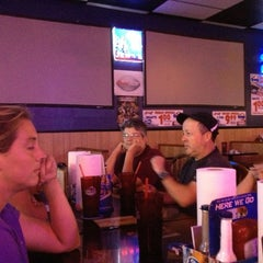 Photo taken at Mr. Chubby's Wings by Larry N. on 5/15/2013