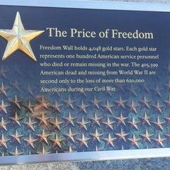 Photo taken at World War II Memorial by Gustavo V. on 11/9/2012