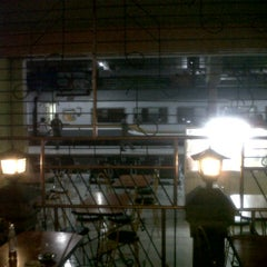 Photo taken at Kindys Donuts & Coffee - Stasiun Purwokerto by awang k. on 12/12/2012