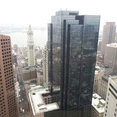 Photo taken at City of Boston by Torri S. on 3/12/2014