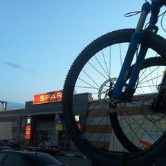Photo taken at SPAR by Mikhail B. on 6/9/2013