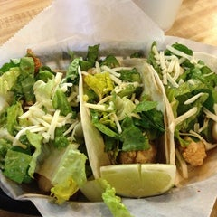 Photo taken at Hankook Taqueria by Jason M. on 1/25/2013