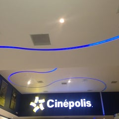 Photo taken at Cinépolis by Gabriela R. on 7/15/2013