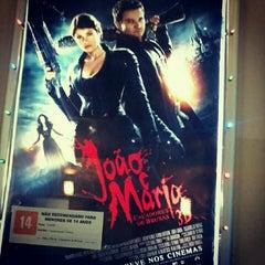 Photo taken at Grupo Cine by Julio B. on 2/12/2013