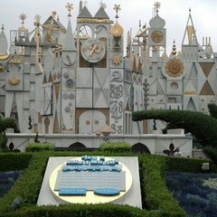 Photo taken at It's a small world by Liz V. on 6/8/2013