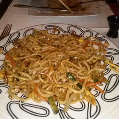 Photo taken at Restaurante Wei Montecarmelo by Alicia O. on 2/18/2013