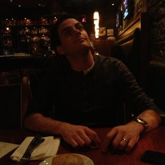 Photo taken at Trib Steakhouse by Amy F. on 1/6/2013