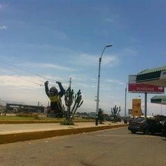 Photo taken at Estación KIO by Ernesto M. on 2/15/2013