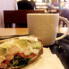 Photo taken at Starbucks Coffee 奈良西大寺駅前店 by SakiChi on 4/24/2016