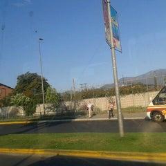 Photo taken at Paradero Lider Quillota by Eduardo D. on 1/29/2013