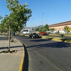 Photo taken at Paradero Lider Quillota by Eduardo D. on 1/7/2013