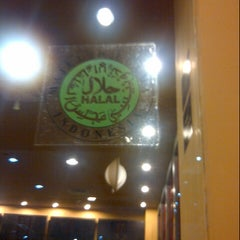Photo taken at Solaria by Willys P. on 1/19/2014