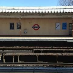 Photo taken at Latimer Road London Underground Station by Jace W. on 4/2/2013