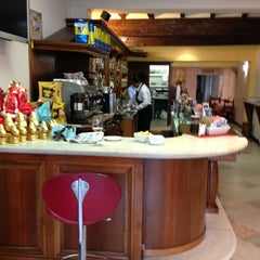 Photo taken at Caffè Adriano by Filippo S. on 3/25/2013