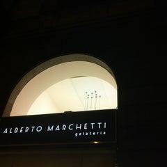 Photo taken at Alberto Marchetti by giorgiaarta on 6/25/2013