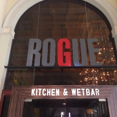 Photo taken at Rogue Kitchen & Wetbar by Jeff Ciecko on 8/1/2013