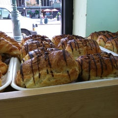 Photo taken at Saint Germain's Bakery by Michelle S. on 3/21/2013