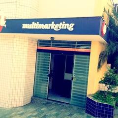 Photo taken at Multimarketing Comunicação by Cleiton H. on 1/7/2013