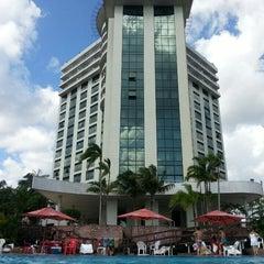 Photo taken at Park Suites Manaus by Thiago Q. on 4/13/2013