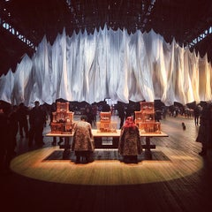 Photo taken at Park Avenue Armory by John d. on 12/29/2012