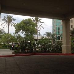 Photo taken at Homewood Suites Hilton - Anaheim by Hüseyin D. on 8/2/2014