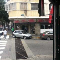 Photo taken at La Bussola café by Jean Carlos L. on 1/16/2013