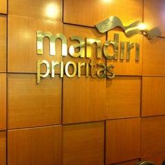 Photo taken at Bank Mandiri Juanda by nUnU🌸nURni.Z on 2/27/2013