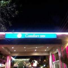 Photo taken at Comfort Inn Paradise/McCarran Internal by Corey S. on 1/10/2013