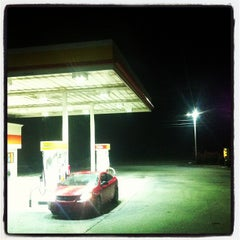 Photo taken at Shell by Matt L. on 9/27/2012