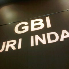 Photo taken at GBI Puri Indah by Iwan L. on 3/31/2013