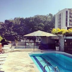 Photo taken at Merlin Copacabana Hotel by Bruno M. on 8/1/2013