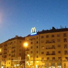 Photo taken at McDonald's by Nikoletta V. on 7/5/2013