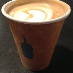 Photo taken at Blue Bottle Coffee by ZP on 7/14/2013